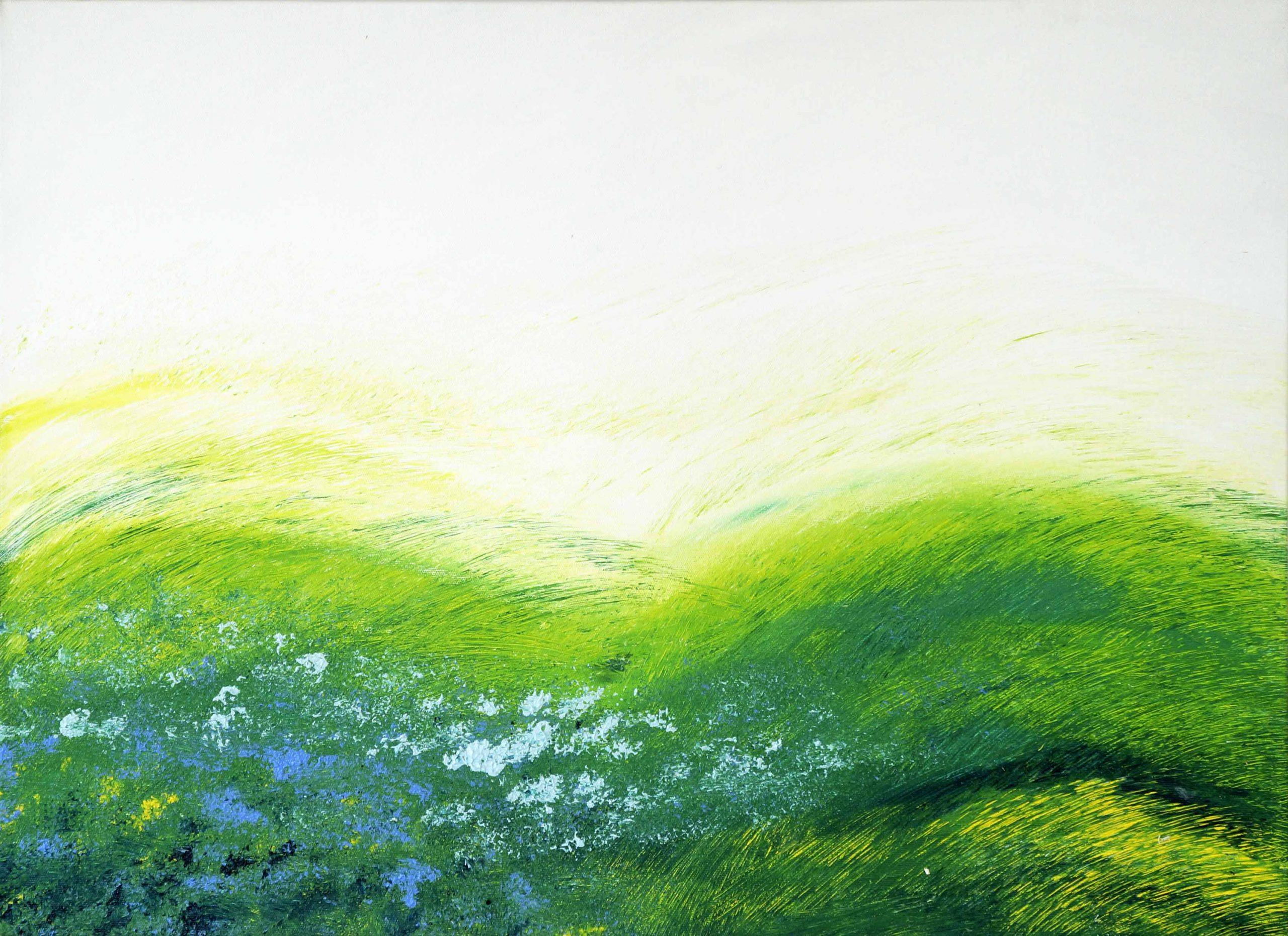 Acrílica sobre tela - 58,3 x 79,3 cm (2016)